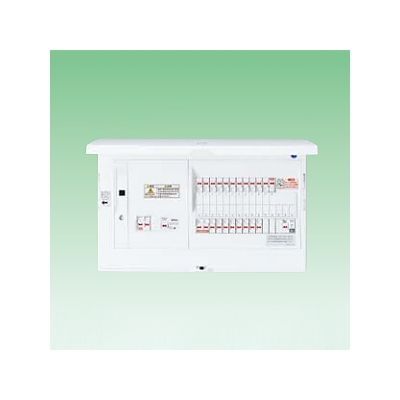 パナソニック 分電盤 太陽光発電・電気温水器・IH リミッタースペースなし 75A BHN87122S4