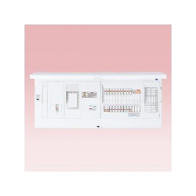 パナソニック 分電盤 エコキュート・IH リミッタースペース付 端子台付1次送りタイプ 60A BHSF36263T2