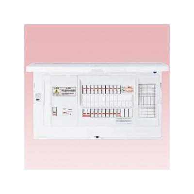 パナソニック 分電盤 エコキュート・IH リミッタースペースなし 1次送りタイプ 100A BHSF810343T2