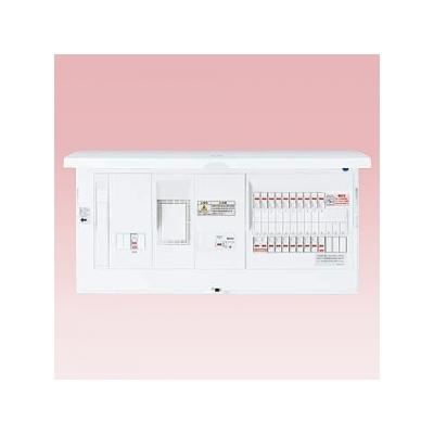 パナソニック 分電盤 エコキュート・IH リミッタースペース付 端子台付1次送りタイプ 40A BHS34183T2