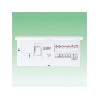 パナソニック 分電盤 太陽光発電・エコキュート・電気温水器・IH リミッタースペース付 40A BHS3482S3