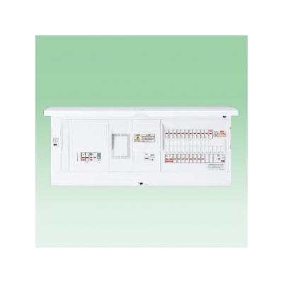 パナソニック 分電盤 太陽光発電・蓄熱暖房器(50A)・電気温水器(40A)・IH リミッタースペース付 50A BHS35162S45