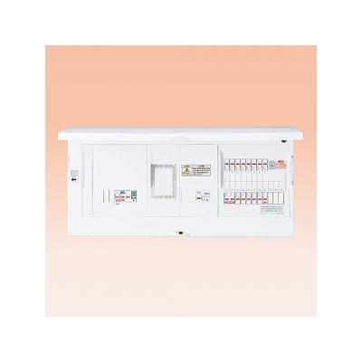 パナソニック 分電盤 蓄熱暖房器・エコキュート(エコキュート用ブレーカ容量20A)・IH リミッタースペース付 BHS35183T25