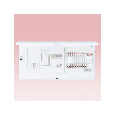 パナソニック 分電盤 エコキュート・電気温水器・IH リミッタースペース付 端子台付1次送りタイプ 50A BHS35343T3