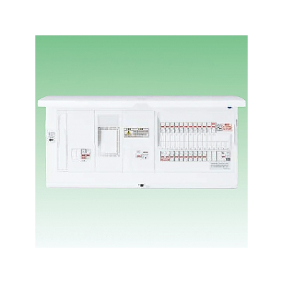 パナソニック 分電盤 太陽光発電・電気温水器・IH リミッタースペース付 60A BHS36322S4