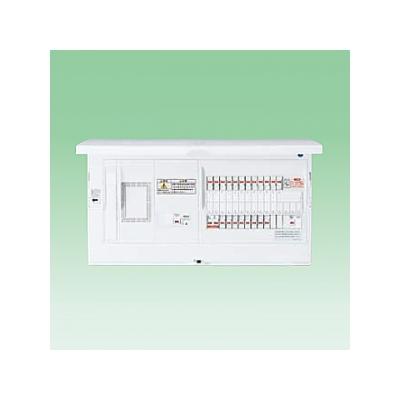 パナソニック 分電盤 家庭用燃料電池/ガス発電・給湯暖冷房対応 リミッタースペース付 75A BHS37122G