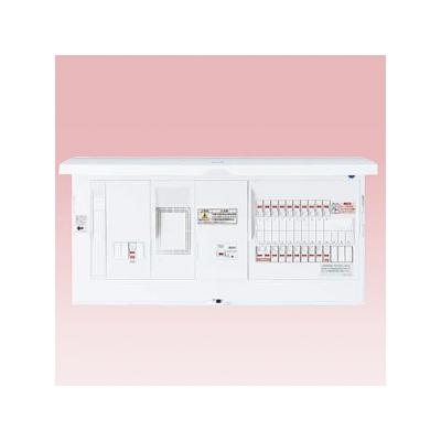 パナソニック 分電盤 エコキュート・電気温水器・IH リミッタースペース付 端子台付1次送りタイプ 75A BHS37303T3