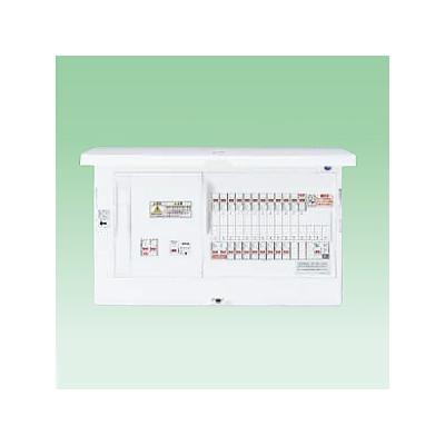 パナソニック 分電盤 太陽光発電・電気温水器・IH リミッタースペースなし 100A BHS810162S4
