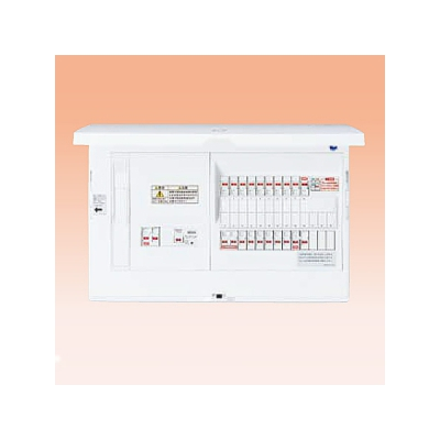 パナソニック 分電盤 蓄熱暖房器(50A)・IH・エコキュート・電気温水器(40A)対応 リミッタースペースなし BHS810163Y45