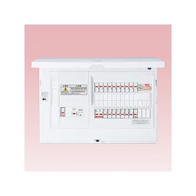 パナソニック 分電盤 エコキュート・電気温水器・IH リミッタースペースなし 1次送りタイプ 100A BHS810303T3