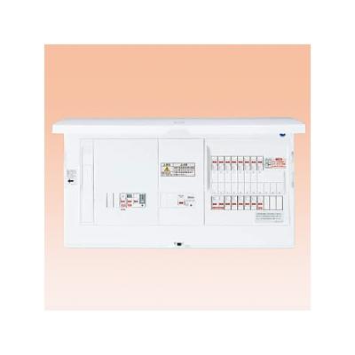 パナソニック 分電盤 蓄熱暖房器・エコキュート(エコキュート用ブレーカ容量20A)・IH リミッタースペースなし BHS85183T24