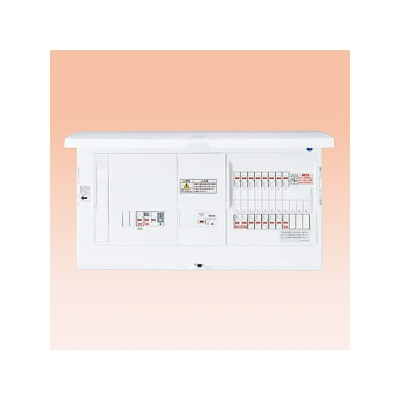 パナソニック 分電盤 蓄熱暖房器・エコキュート・電気温水器(ブレーカ容量30A)・IH リミッタースペースなし BHS8563T34