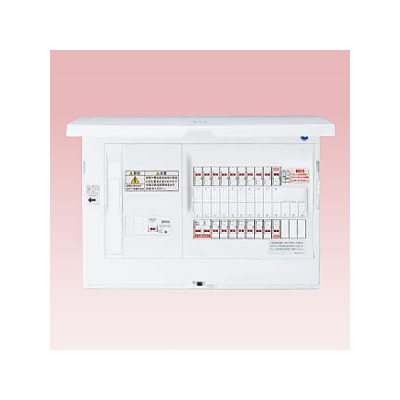 パナソニック 分電盤 エコキュート・IH リミッタースペースなし 分岐タイプ 75A BHS87103B2