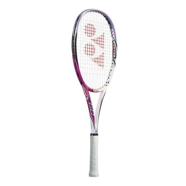 Yonex(ヨネックス) ソフトテニスラケット i-NEXTAGE60(フレームのみ) INX60 【カラー】シャインパープル 【サイズ】XFL1【送料無料】