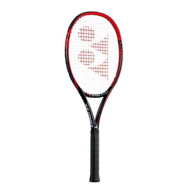 Yonex(ヨネックス) 硬式テニスラケット VCORE SV100 Vコア エスブイ100(フレームのみ) VCSV100 グロスレッド 【サイズ】LG3【送料無料】