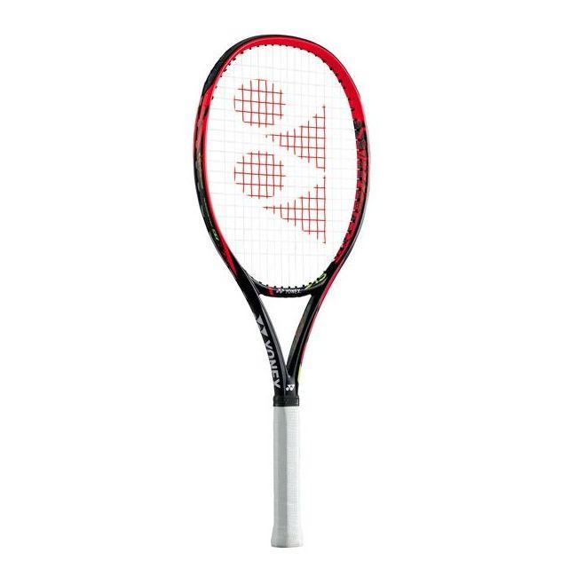 Yonex(ヨネックス) 硬式テニスラケット VCORE SV100S Vコア エスブイ100S(フレームのみ) VCSV100S グロスレッド 【サイズ】G0【送料無料】