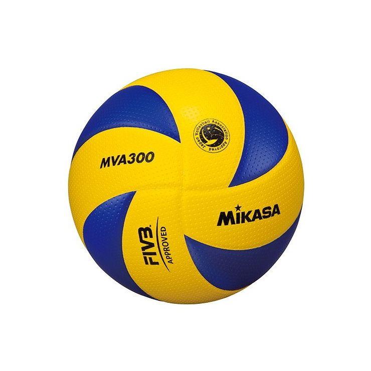 ミカサ(MIKASA) バレーボール 国際公認球 バレーボール検定球5号 MVA300【送料無料】【S1】