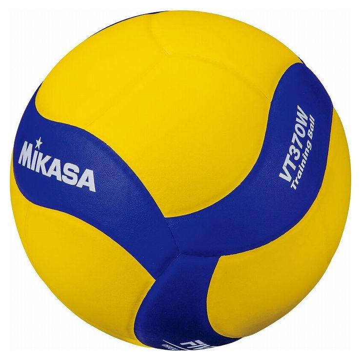 ミカサ(MIKASA) MIKASA ミカサ バレーボール トレーニングボール5号球 370g VT370W【送料無料】