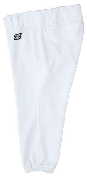 ZETT(ゼット) 野球 ユニフォームダボパン BU1072DPA 1100 ホワイト 2XO