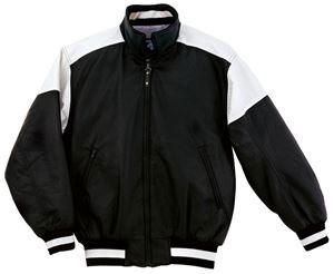 デサント(DESCENTE) グランドコート DR202 BLK ブラック×ホワイト【送料無料】