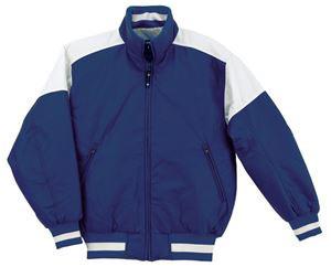デサント(DESCENTE) グランドコート DR202 ROY ロイヤルブルー×ホワイト【送料無料】