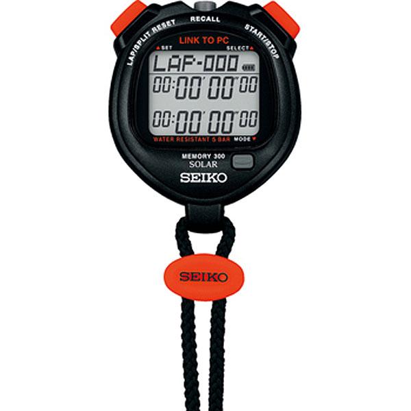 お買い物マラソン 購買 送料無料 SEIKO セイコー NFCデータ通信機能つき ソーラーストップウオッチ SVAJ701 爆売りセール開催中