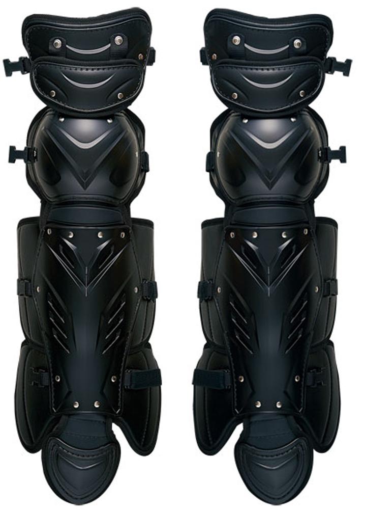 ZETT プロステイタス 硬式用レガーツ BLL1295M  ブラック 1900