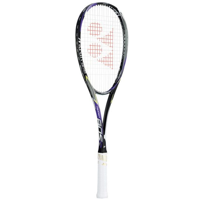 ヨネックス ソフトテニスラケット NEXIGA 80S(ネクシーガ 80S) フレームのみ NXG80S 【カラー】ダークパープル 【サイズ】UL1【送料無料】