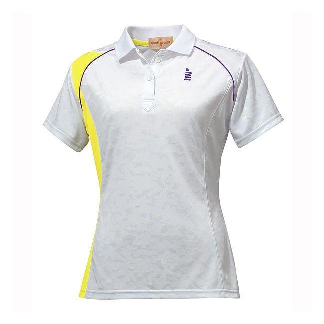 【送料無料】GOSEN(ゴーセン) レディースゲームシャツ T1501 【カラー】ホワイト 【サイズ】XL GOSEN(ゴーセン) レディースゲームシャツ T1501 【カラー】ホワイト 【サイズ】XL【送料無料】