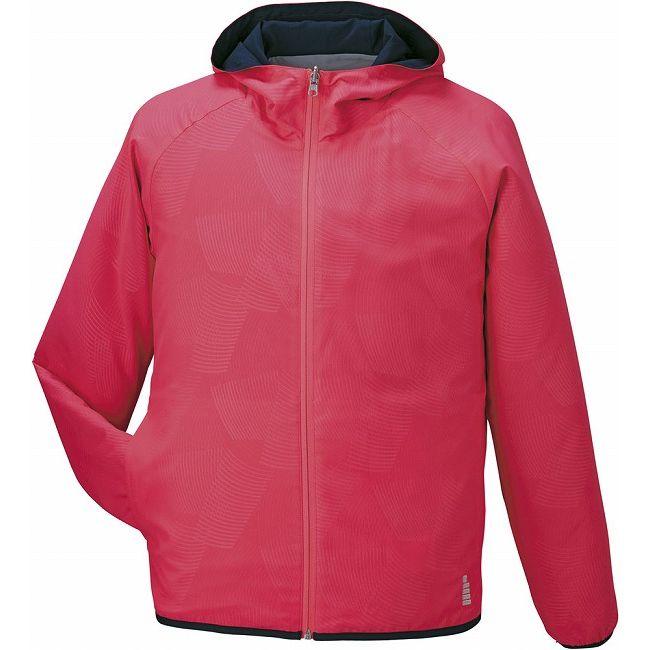 GOSEN(ゴーセン) Y1606 リバーシブルジャケット Y1606 【カラー】コーラルレッド 【サイズ】XL【送料無料】