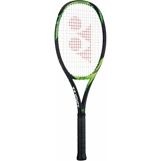 Yonex(ヨネックス) 硬式テニスラケット EZONE98(Eゾーン98) フレームのみ 17EZ98 【カラー】ライムグリーン 【サイズ】LG2【送料無料】