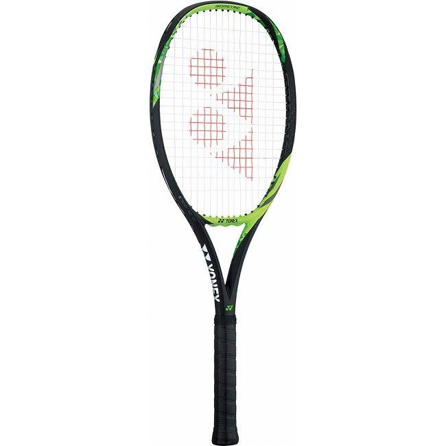 Yonex(ヨネックス) 硬式テニスラケット EZONE100(Eゾーン100) フレームのみ 17EZ100 【カラー】ライムグリーン 【サイズ】G2【送料無料】