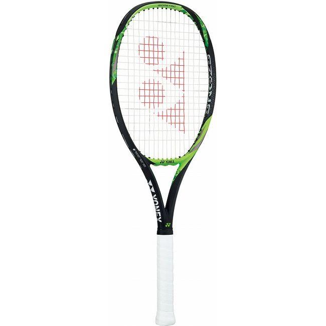 Yonex(ヨネックス 硬式テニスラケット EZONE LITE(Eゾーン ライト フレームのみ 17EZL 【カラー】ライムグリーン 【サイズ】G2【送料無料】