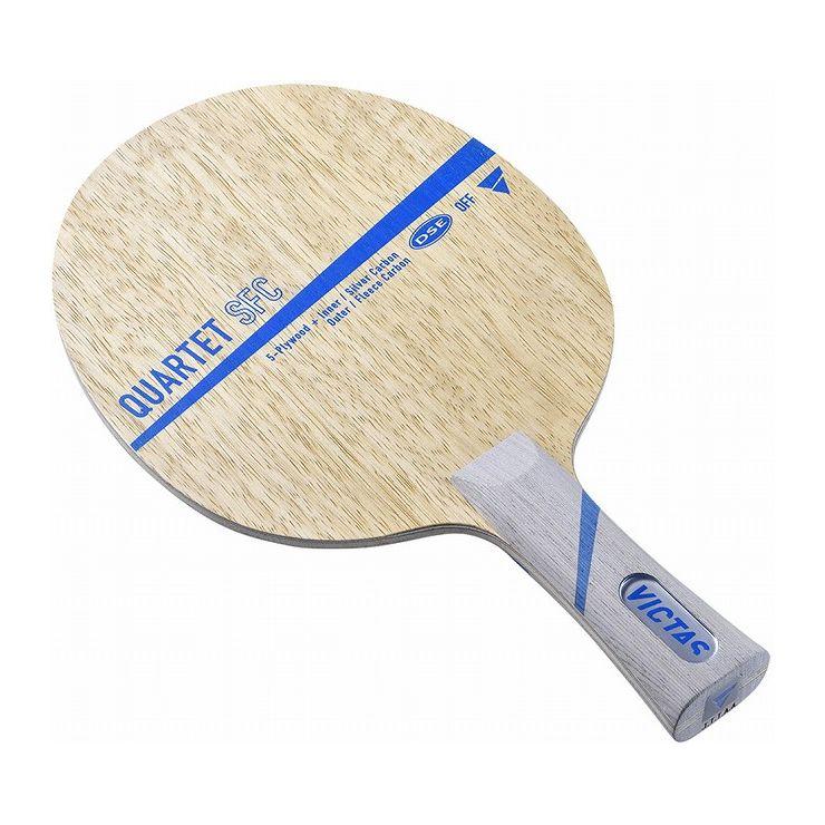VICTAS(ヴィクタス) 卓球ラケット VICTAS QUARTET SFC FL 28704【送料無料】【S1】