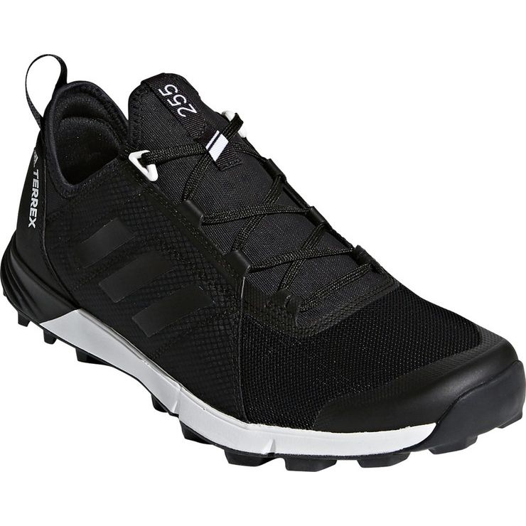 adidas Outdoor シューズ 25cm TERREX AGRAVIC SPEED コアブラック×コアブラック×コアブラック アディダス アウトドアシューズ【送料無料】