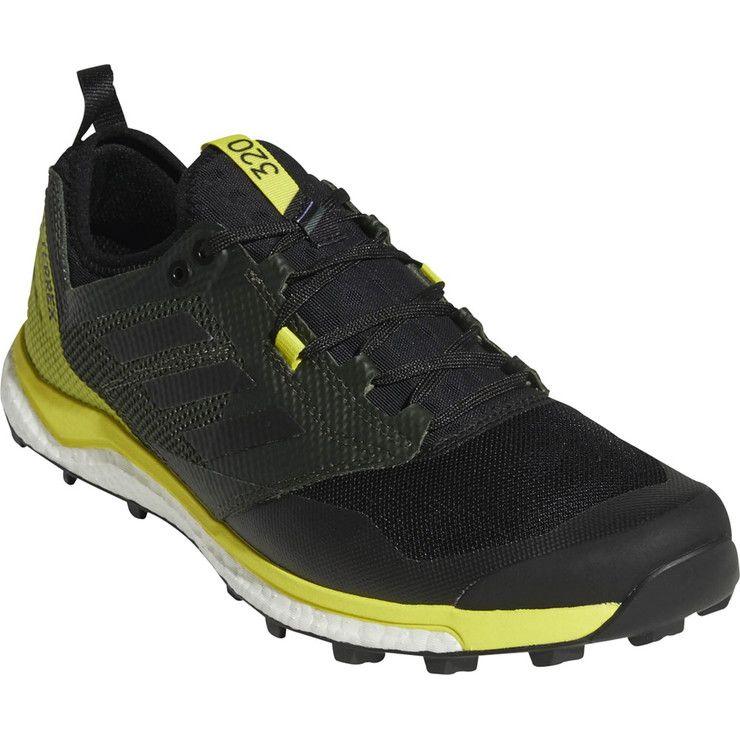 adidas Outdoor シューズ 26.6cm TERREX AGRAVIC XT コアブラック×コアブラック×ショックイエローF18【送料無料】