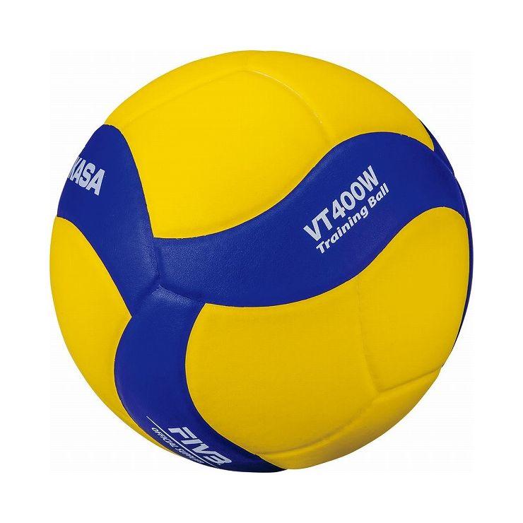 ミカサ(MIKASA) MIKASA ミカサ バレーボール トレーニングボール4号球 400g VT400W【送料無料】