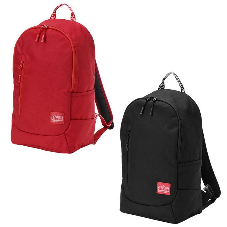 マンハッタンポーテージ バックパック デイバッグ ManhattanPortage IDENT II Intrepid Backpack JR MP1207JRIDT MP1270JRID【送料無料】