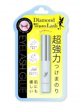 定価 爆安 \お得なクーポン発行中 ダイヤモンドラッシュ アイラッシュグルー つけまつ毛のり DiamondLash EYELASH 肌に優しい 魔法のつけまのり GLUE