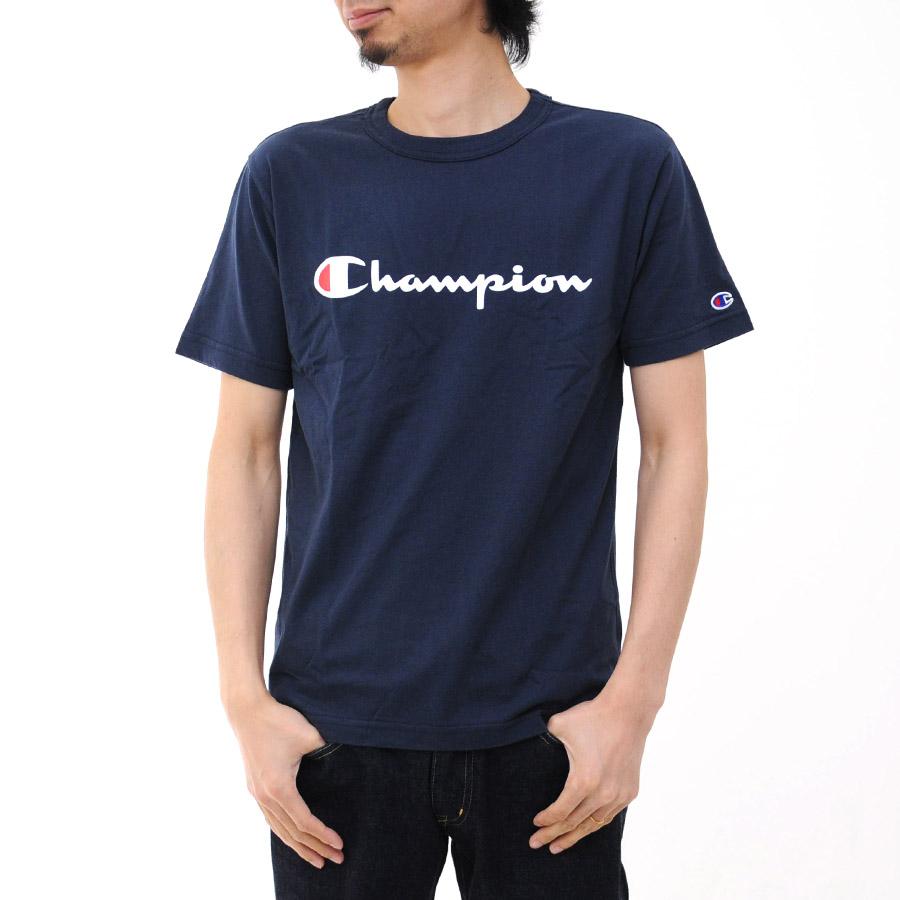 champion t shirt  RAIDERS: Champion Champion Basic T shirt logo C3-H374 short sleeve T ...