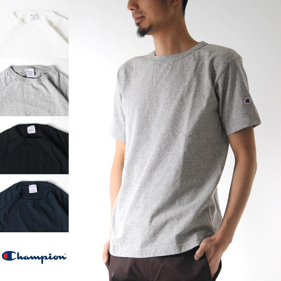 冠军冠军 T 恤 T1011 C5-P301 固体重量级 T 衬衫