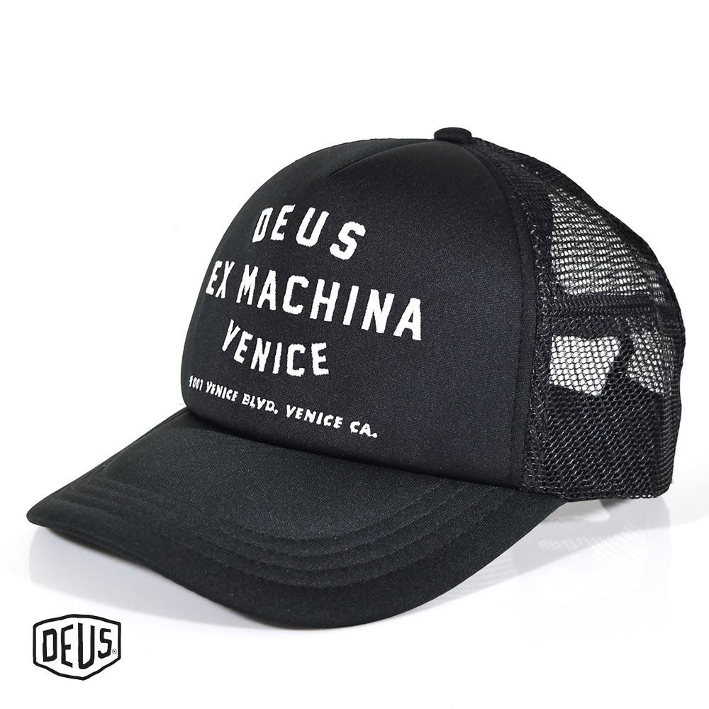 1a14a5bd3332c2 デウスエクスマキナDeusexMachina帽子ベニスアドレストラッカーメッシュキャップDMA47620【帽子キャップスナップバックヘッド