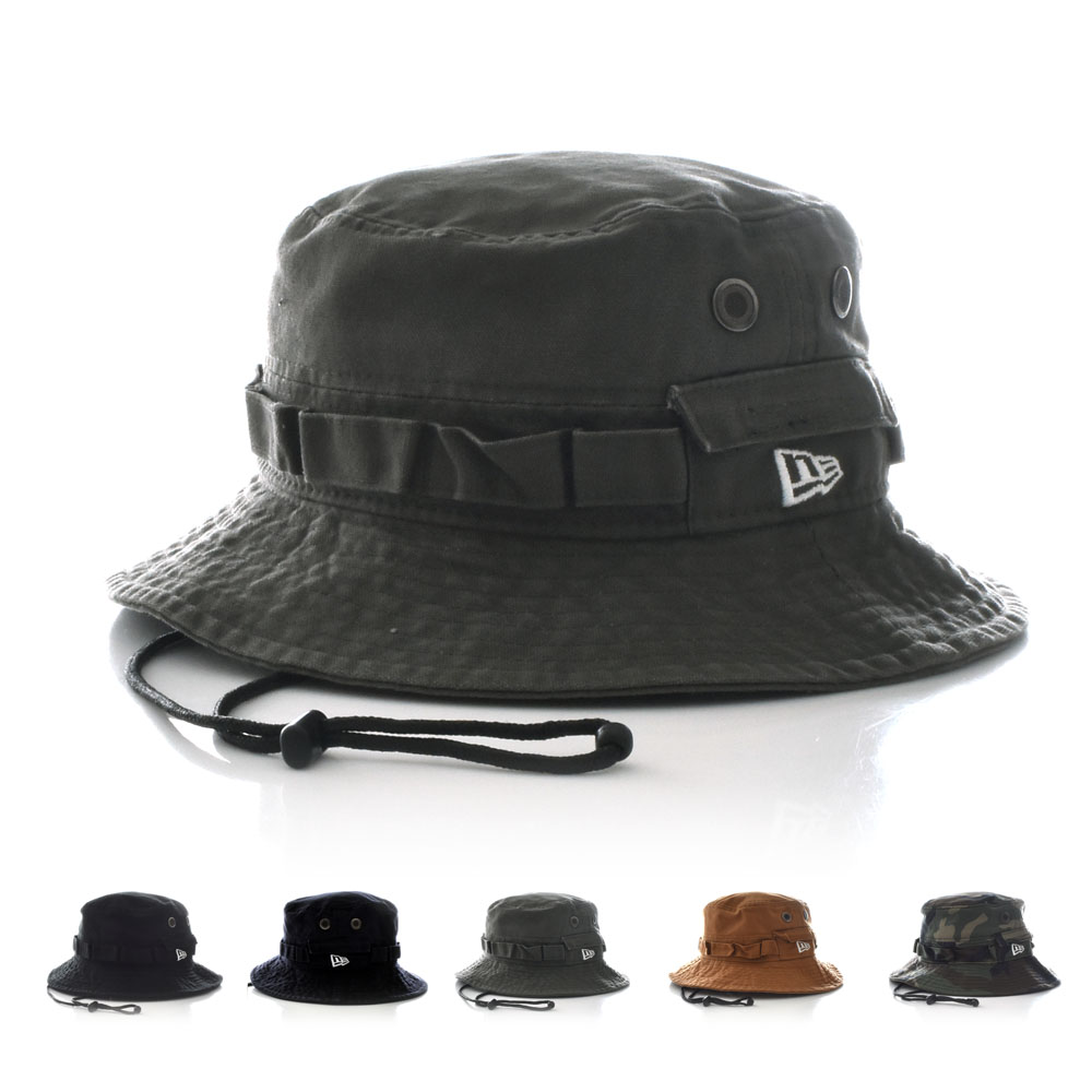 fc075b66059 New era Hat adventure NEW ERA ADVENTURE 11136058 Safari Hat bucket Hat Cap  men women unisex unisex