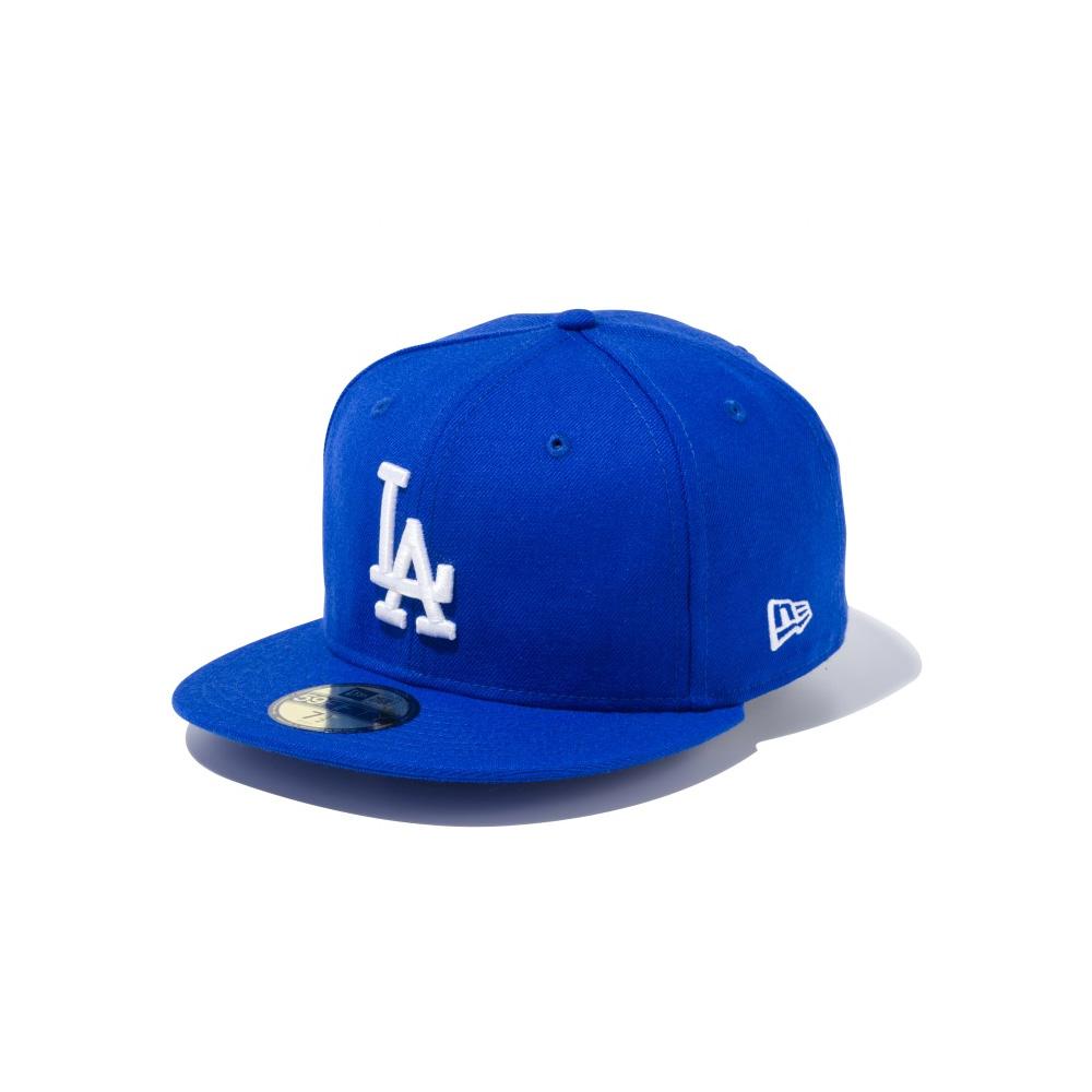 新时代帽 MLB 自定义 59FIFTY 章洛杉矶道奇队新时代美国职棒大联盟自定义 59FIFTY 拉大联盟帽子棒球帽帽男士女士中性男女皆宜