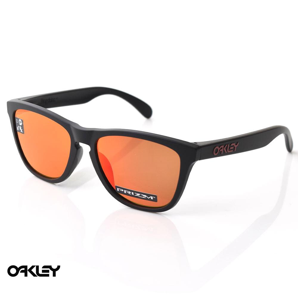 7a65f97480 Oakley OAKLEY sunglasses frog skin FROGSKINS OO9245-6354 red prism lens  POLARIZED polarizing lens