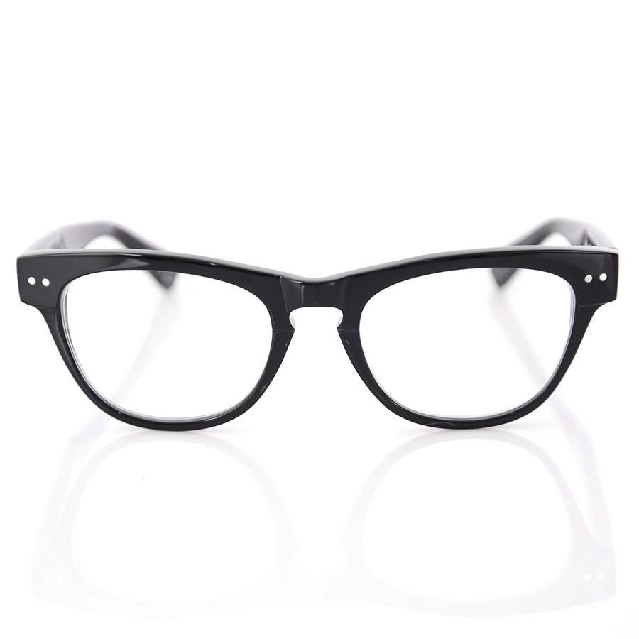 安雲UNCROWD太陽眼鏡SUNNY UC-008黑色架子風格光透鏡