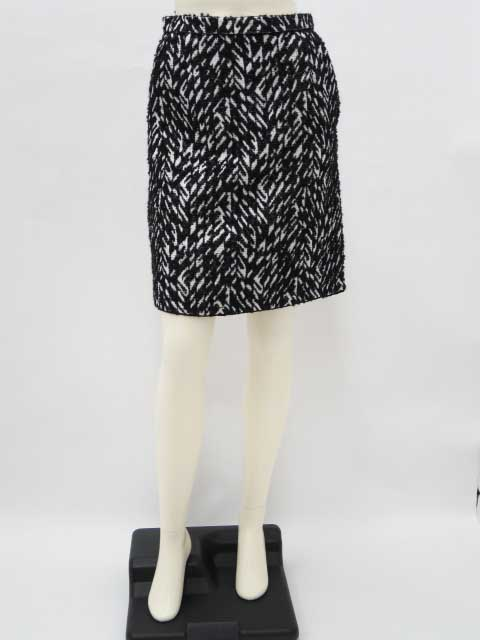 MARELLA マレーラ スカート ブラック 40FclTK1J3