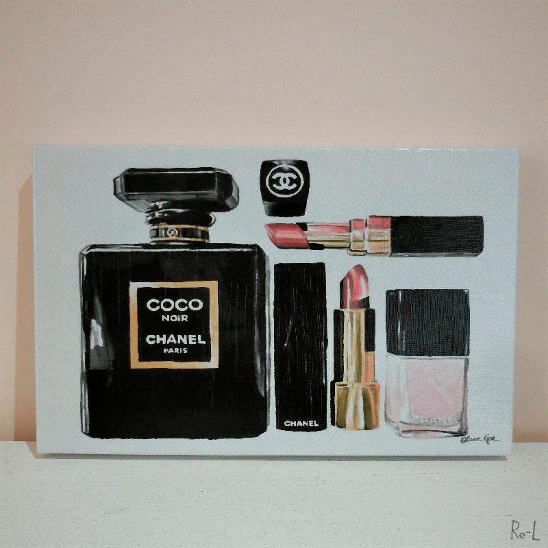 14786 CoCo Essentials【Olivergal オリバーガル】壁掛け絵 絵画 アート 受注販売商品