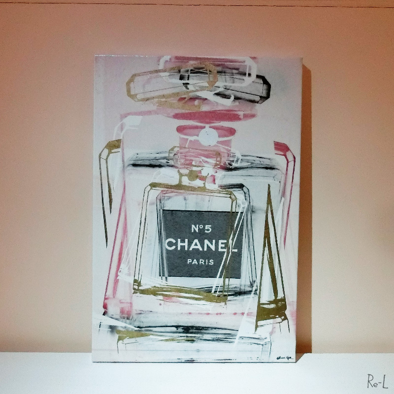 ★Infinite Glam BlushOlivergal オリバーガル 壁掛け絵 絵画 アート 受注販売商品 24299