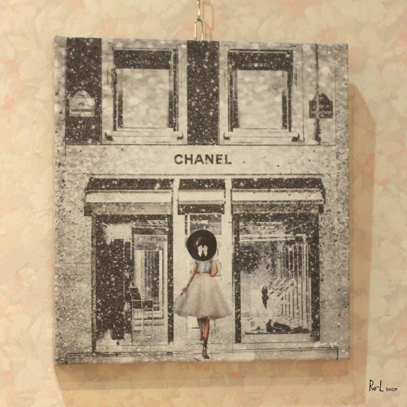 ★20202 Queen of the StoreOlivergal オリバーガル 壁掛け絵 絵画 アート 受注販売商品